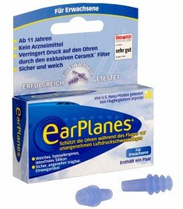 Flying with a Sinus Infection - Earplanes