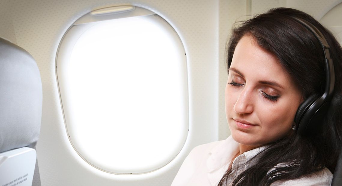 Flying with a Sinus Infection - Don't sleep at takeoff