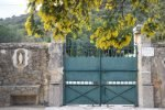 Mimosa Photo Gallery - Cemetery gate