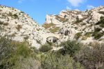 Provence's Côte Bleue - Niolon - Stone Bridge near Calanque Jonquier