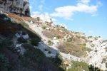 Provence's Côte Bleue - Niolon - path towards the fort Niolon