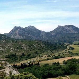 Silent Sunday - Eyguières - Provence - Amazing view